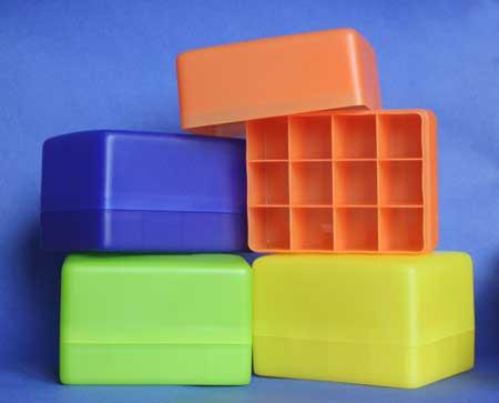 Aufbewahrungsbox 12er aus Kunststoff
