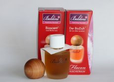 Glasflacon mit Naturduftkomposition Kuscheltraum, 30 ml