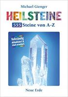 Buch Heilsteine, 430 Steine von A-Z; Michael Gienger