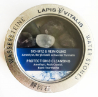 Edelsteinmischung Schutz & Reinigung